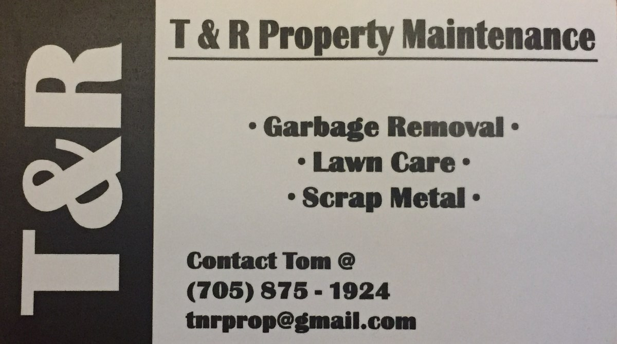 T & R Property Maintenance