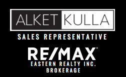 Alket Kulla - Remax Eastern Realty Inc.