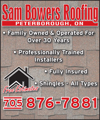 Minor Peewee AE -Sam Bowers Roofing