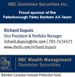 RBC DOMINION SECURITIES - RICHARD DUPUIS
