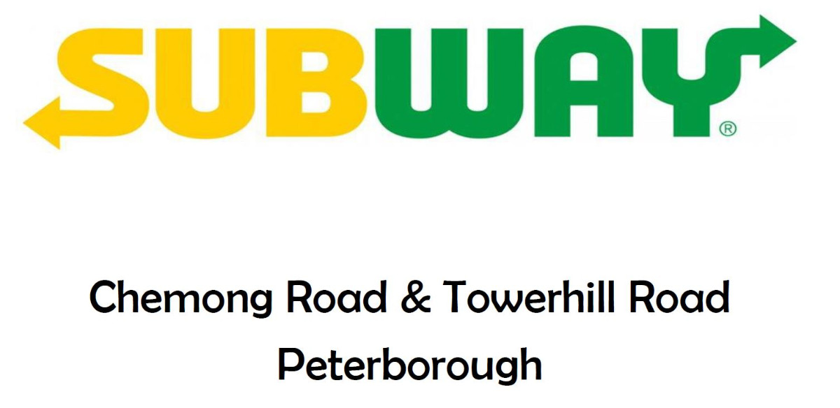 SUBWAY - Chemong & Towerhill